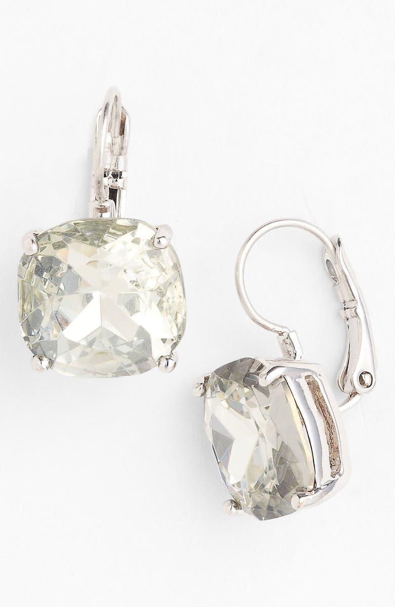 KATE SPADE NEW YORK boxed drop earrings, Main, color, 040