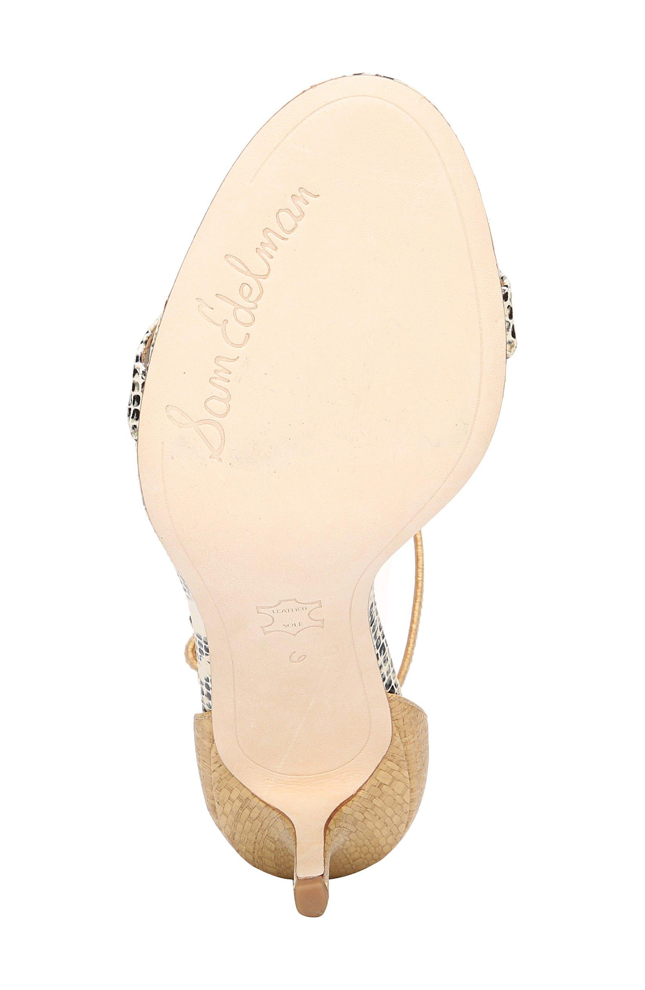 ,                             'Patti' Ankle Strap Sandal,                             Alternate thumbnail 179, color,                             250