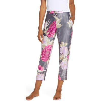 Natori Fusion Pajama Pants, Grey