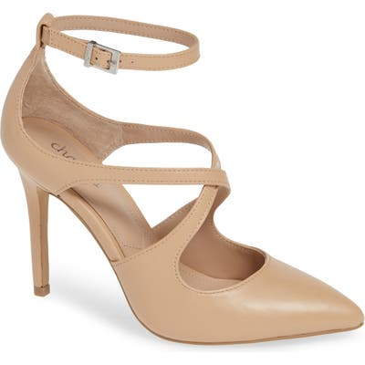 Charles By Charles David Packer Pump, Beige