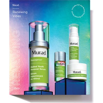 Murad Renewing Vibes Skincare Set
