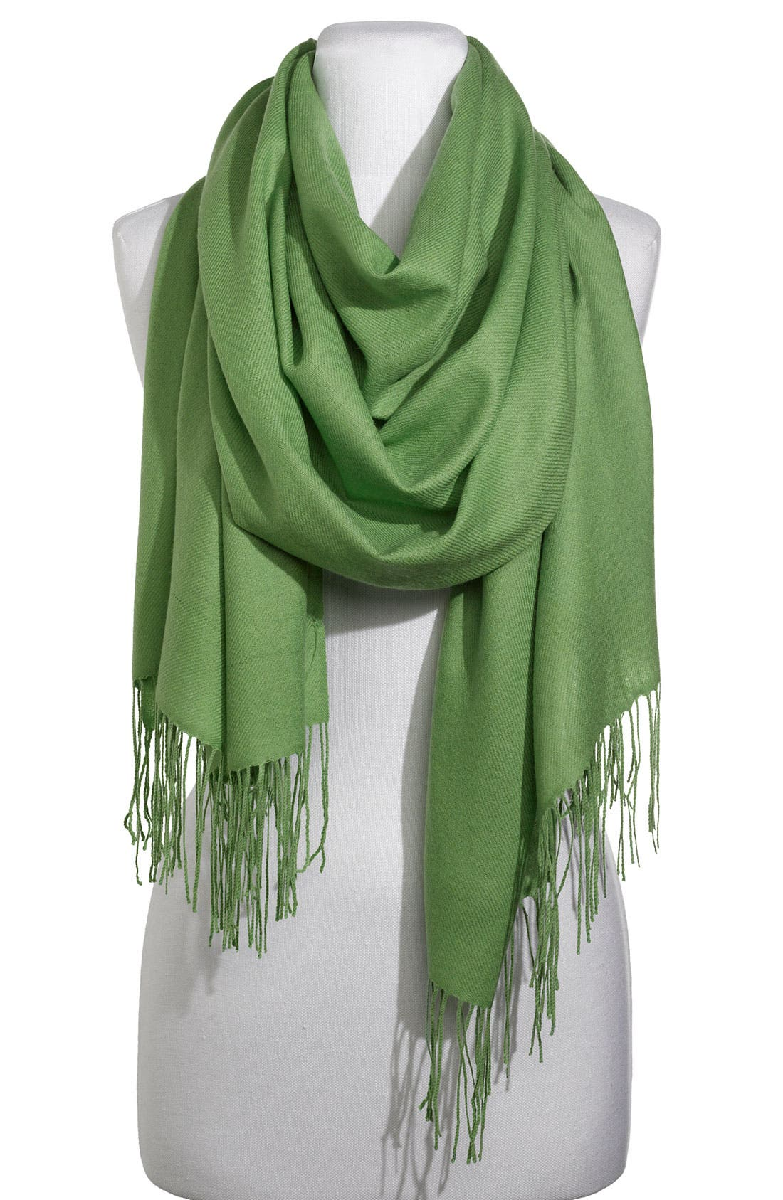 ,                             Tissue Weight Wool & Cashmere Wrap,                             Main thumbnail 47, color,                             301