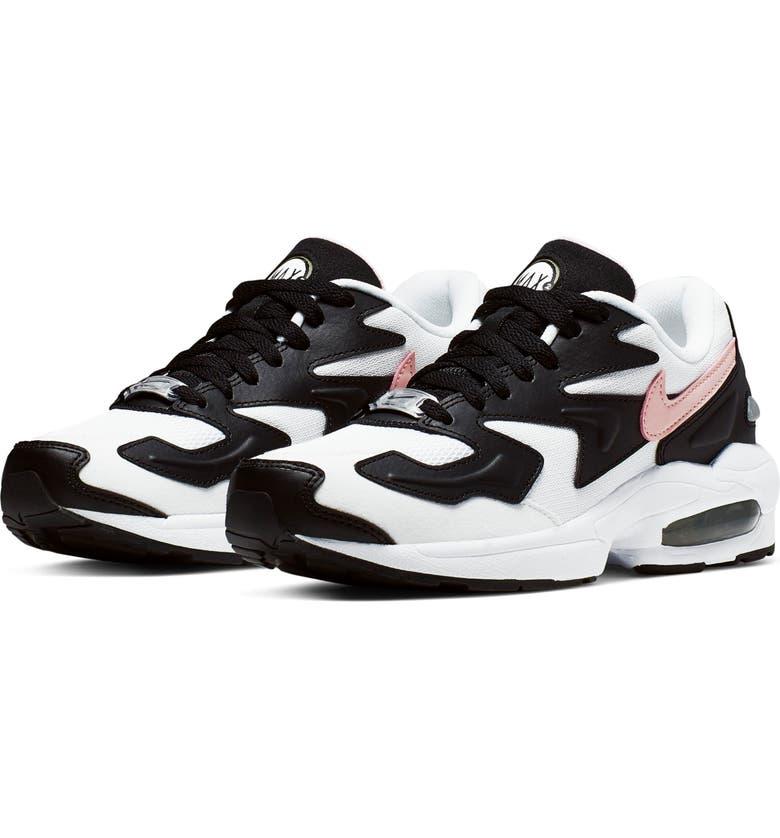 NIKE Air Max2 Light Sneaker, Main, color, 101