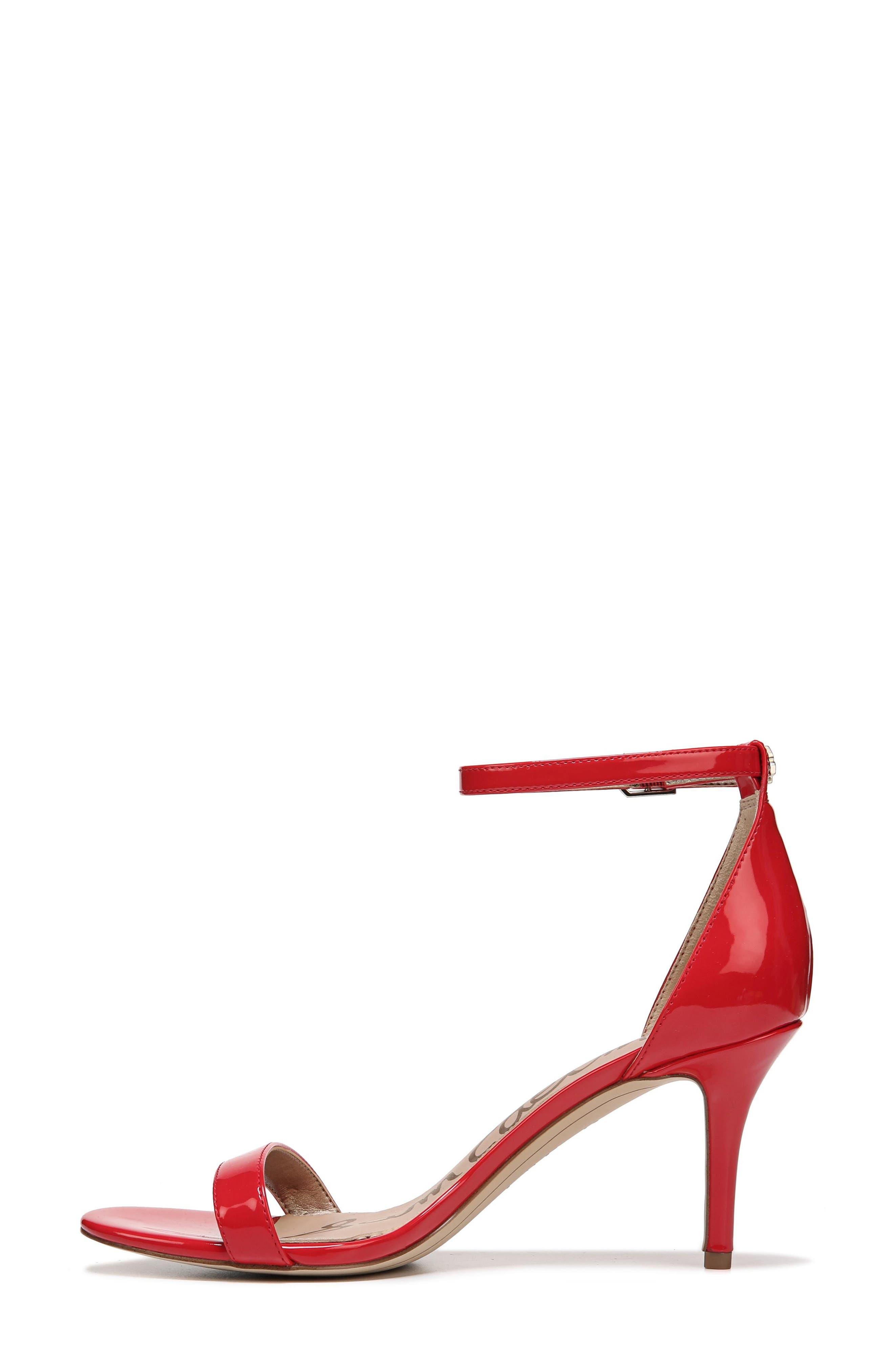 ,                             'Patti' Ankle Strap Sandal,                             Alternate thumbnail 116, color,                             606