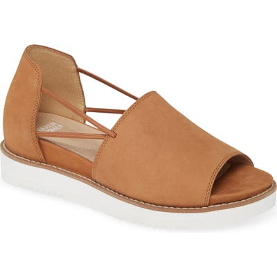 Eileen Fisher Ken Flat- Brown