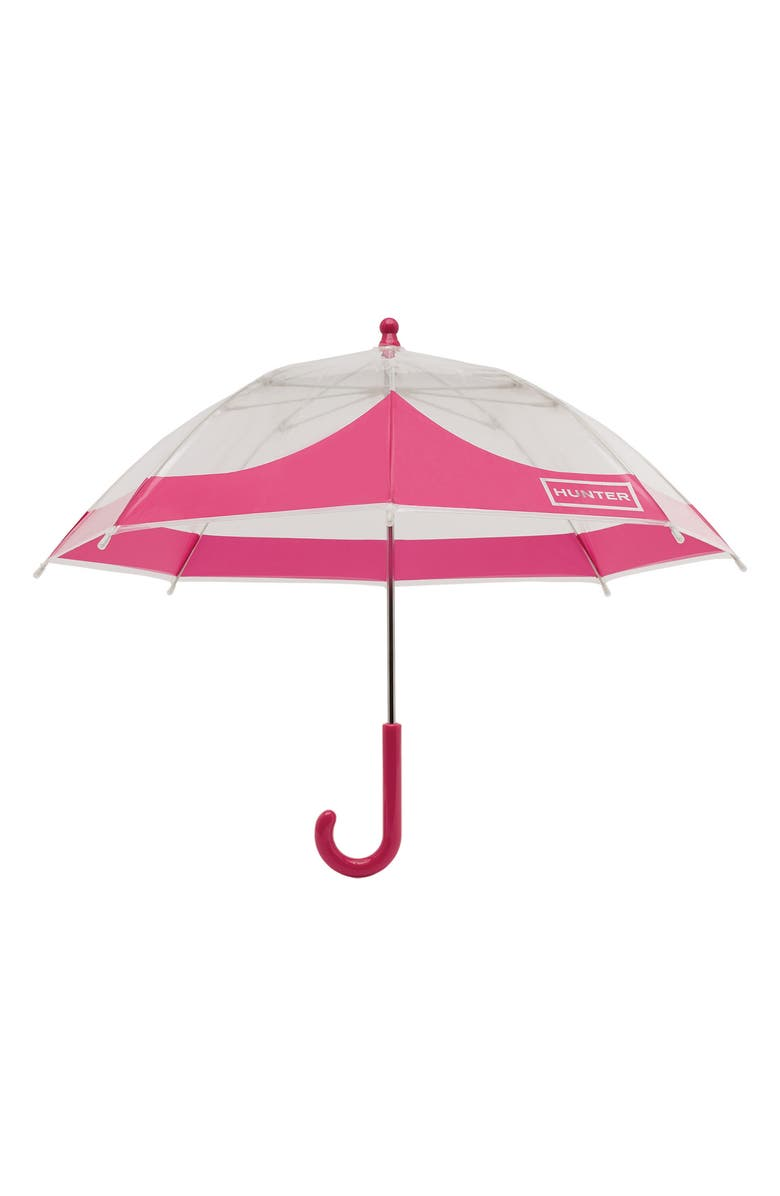 HUNTER Moustache Bubble Umbrella, Main, color, 688