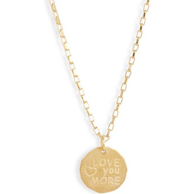 Ellie Vail Noelle Love You More Necklace