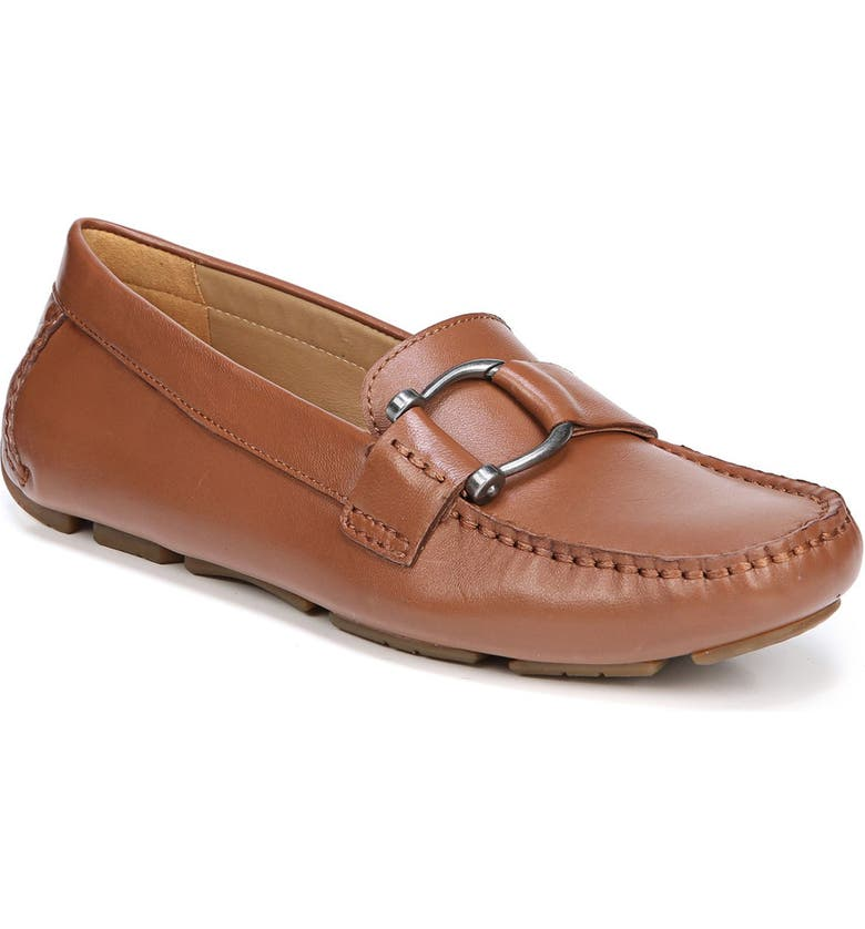 NATURALIZER Nara Loafer, Main, color, COGNAC LEATHER
