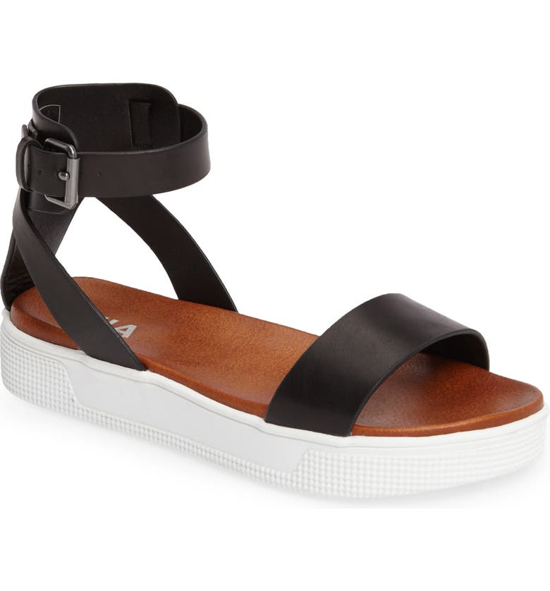 MIA Platform Sandal, Main, color, 001