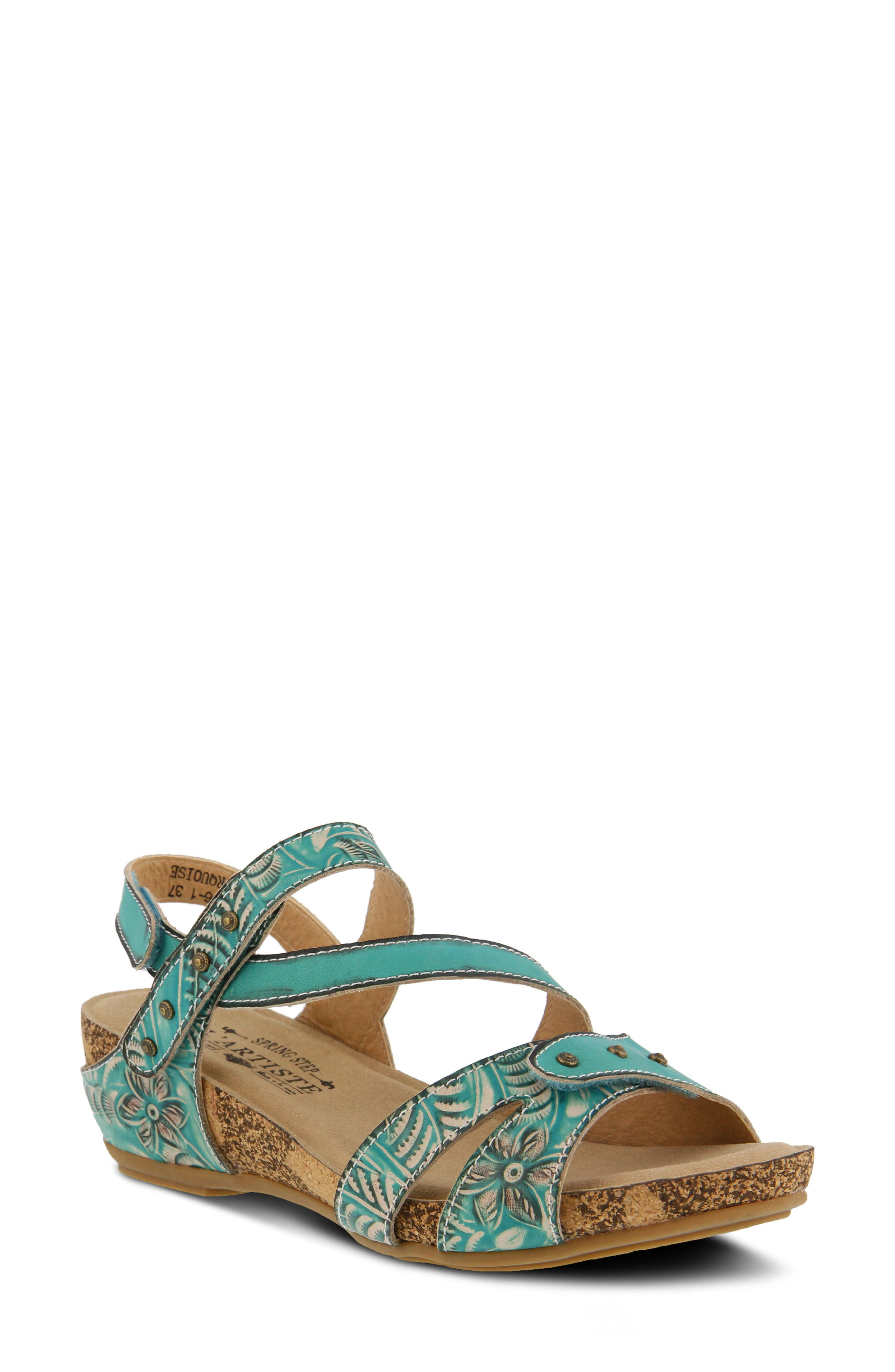 Quilana Wedge Sandal