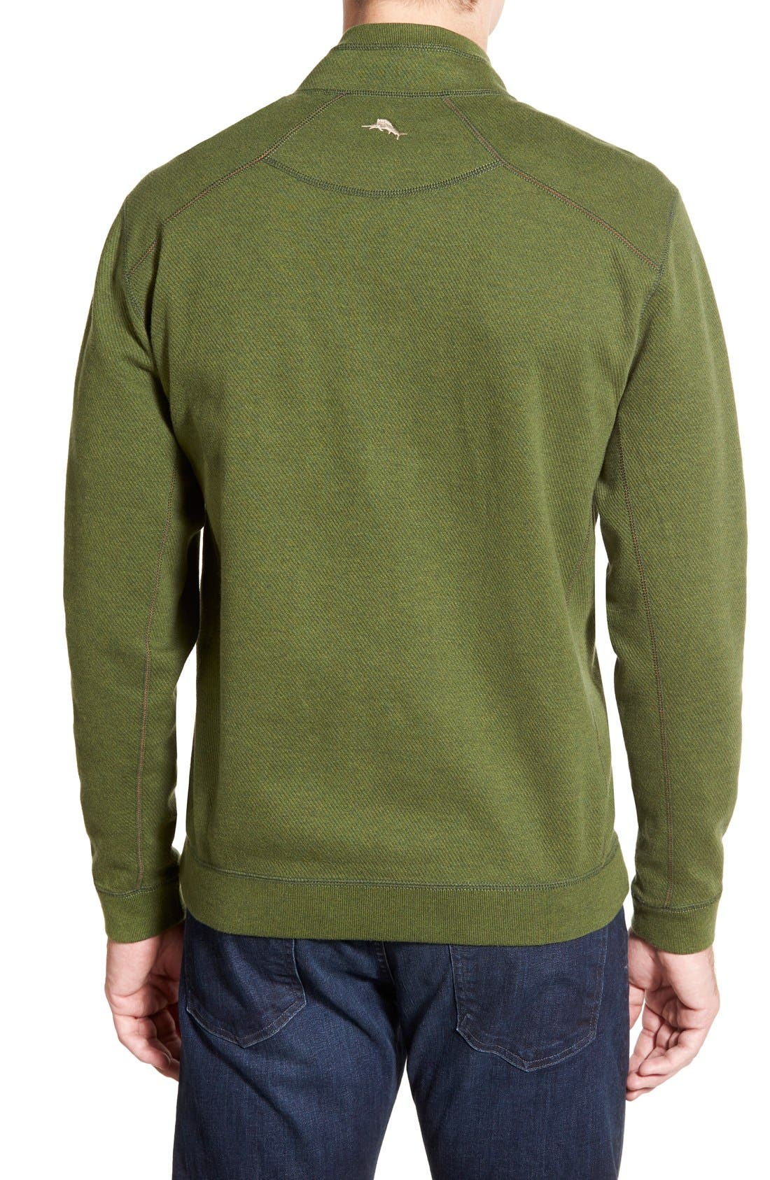 ,                             'Flip Side' Reversible Quarter Zip Pullover,                             Alternate thumbnail 49, color,                             301