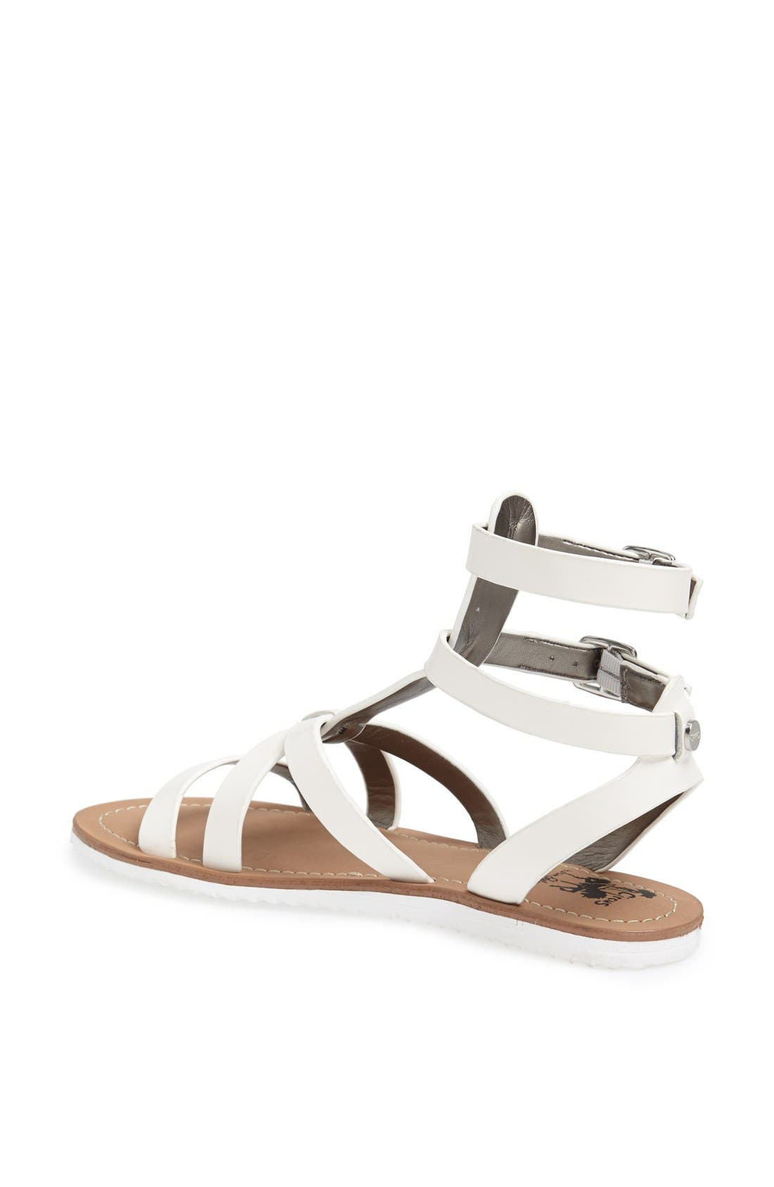 ,                             'Selma' Gladiator Sandal,                             Alternate thumbnail 10, color,                             100