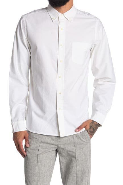 Image of ALEX MILL Regular Fit Oxford Shirt