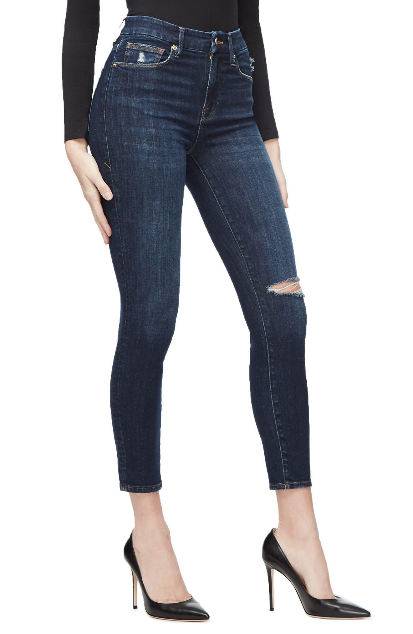 ,                             Good Legs Ankle Skinny Jeans,                             Alternate thumbnail 37, color,                             406