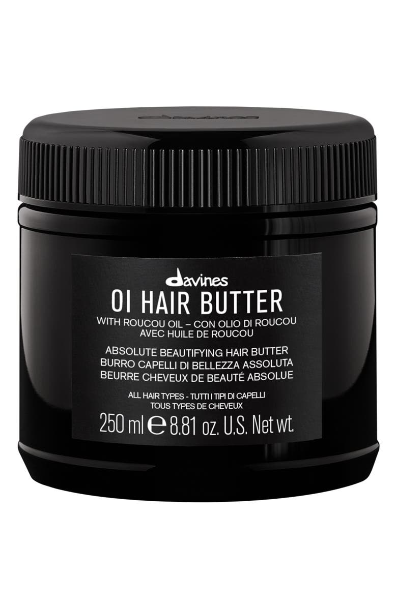 DAVINES OI Hair Butter, Main, color, NO COLOR