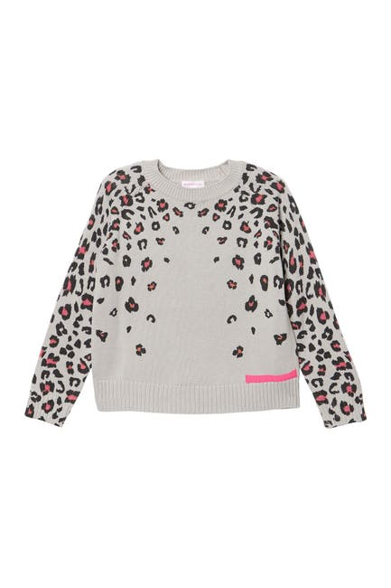 Image of Design History Leopard Sweater