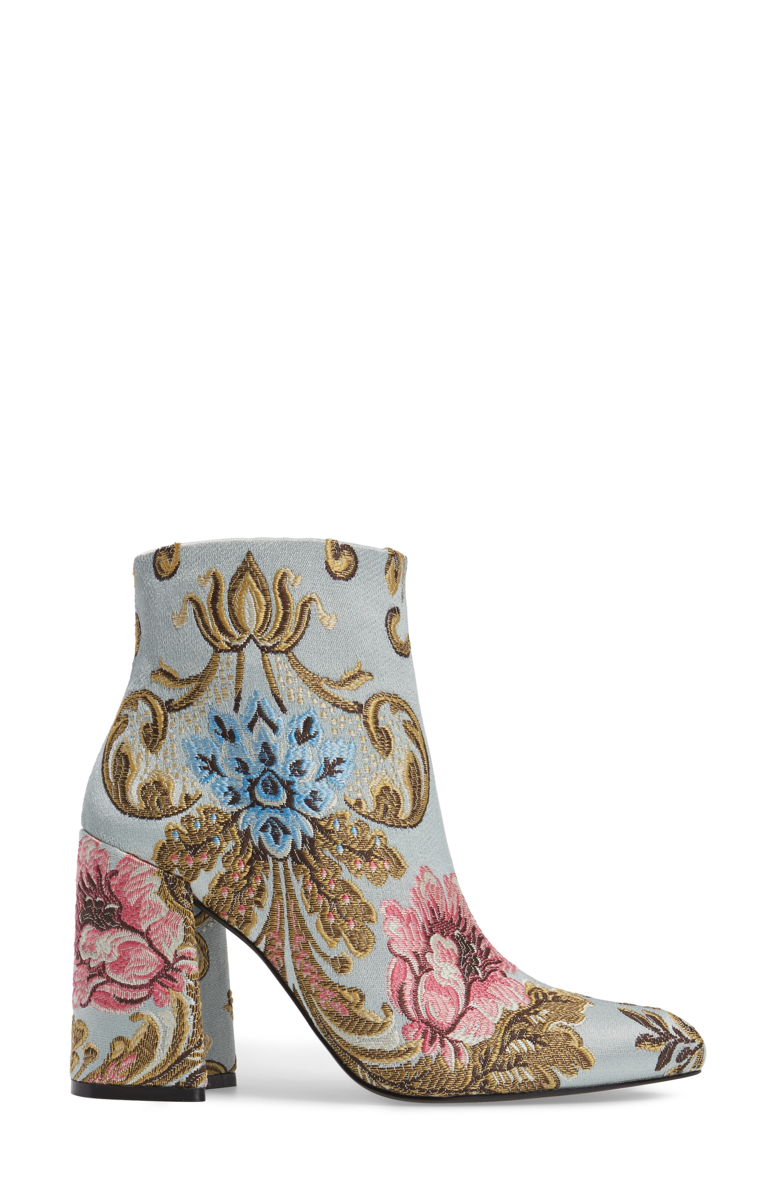 ,                             Emmy Brocade Bootie,                             Alternate thumbnail 9, color,                             400