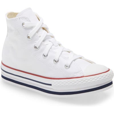 Converse Chuck Taylor All Star High Top Platform Sneaker