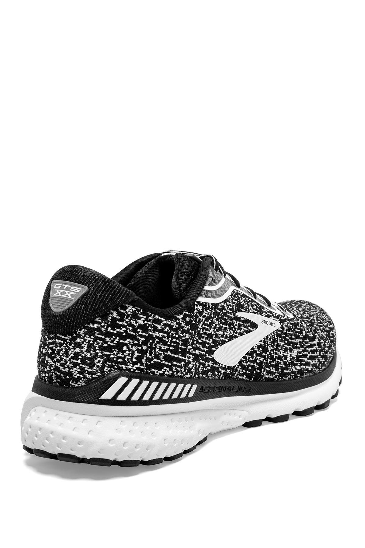 Image of Brooks Adrenaline GTS 20 Running Shoe - Multiple Widths Available