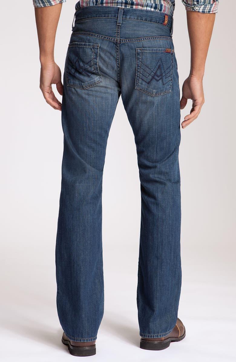 'Brett' Modern Bootcut Jeans