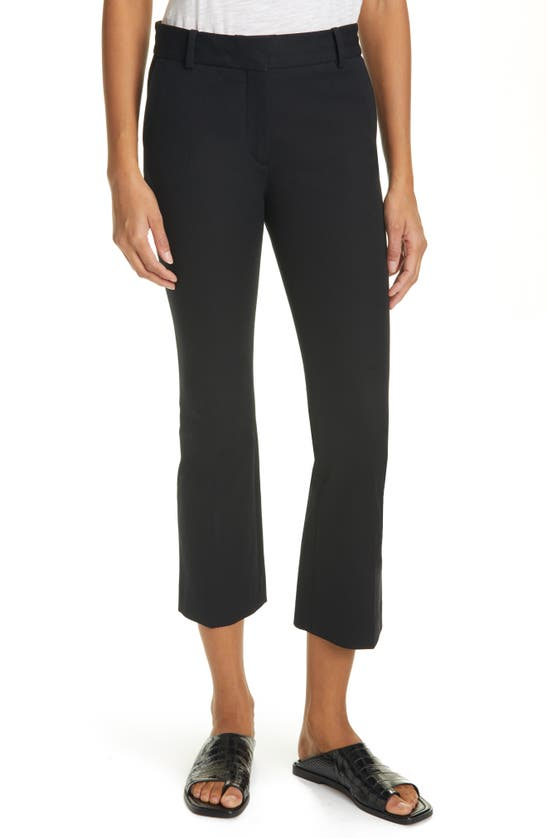 Frame Clothing LE CROP MINI BOOTCUT TROUSERS