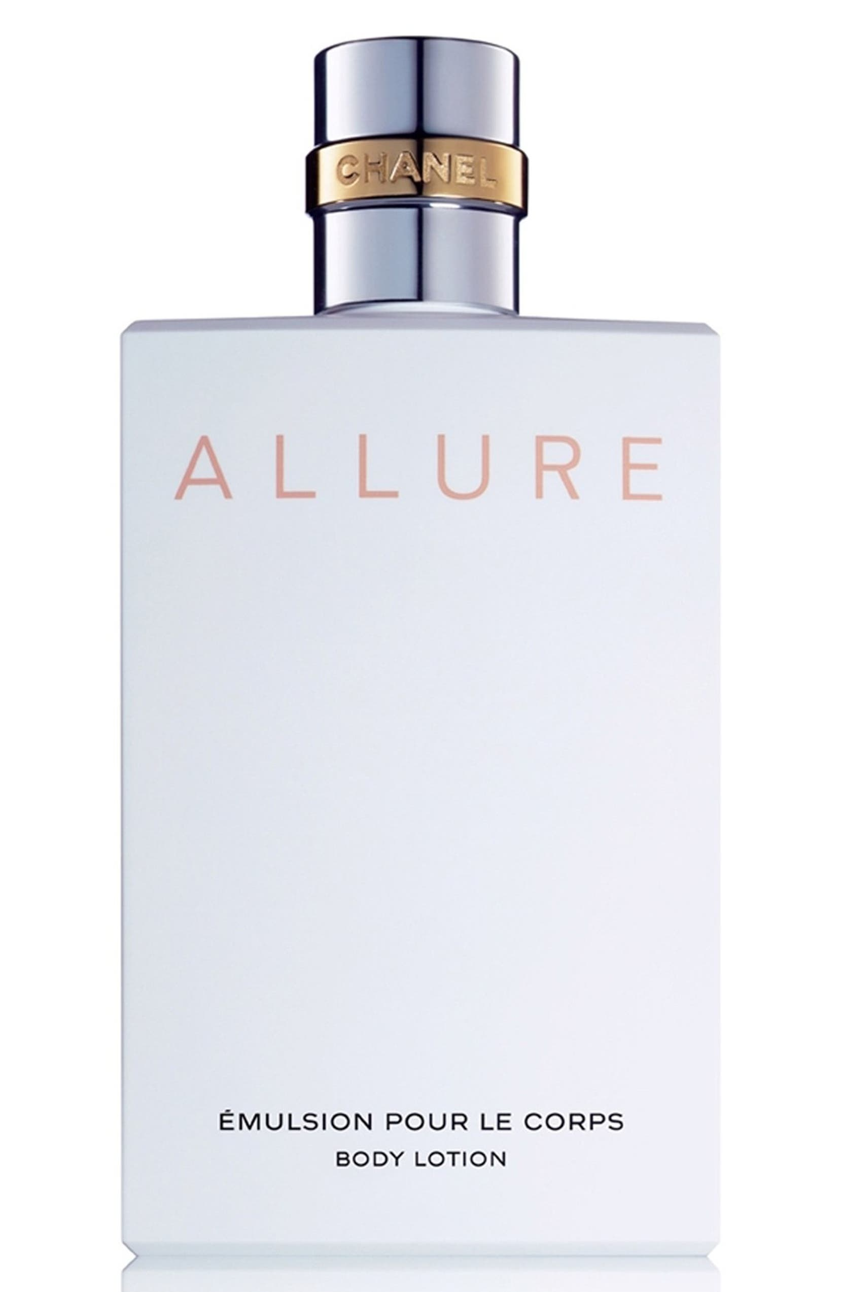 Chanel Allure Body Cream.Allure Body Lotion