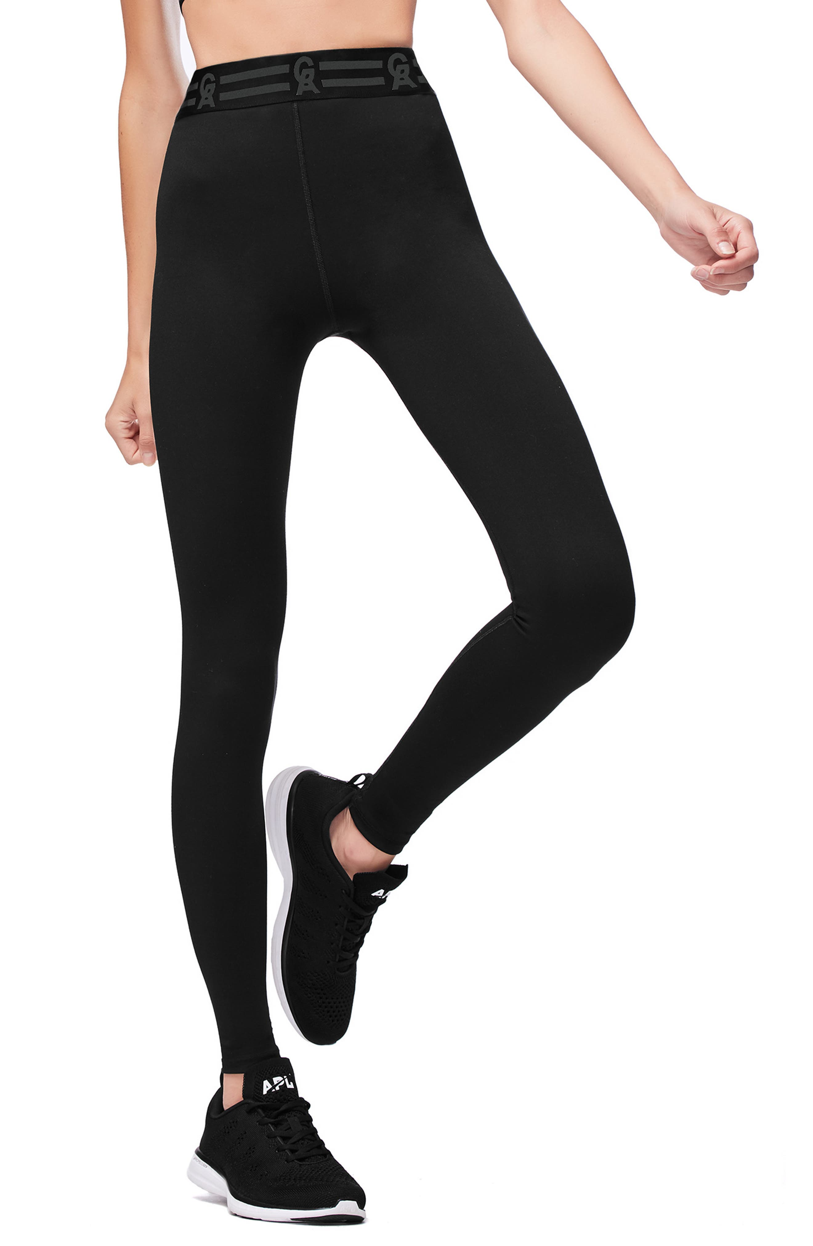 Women's Good American Icon High Waist Leggings