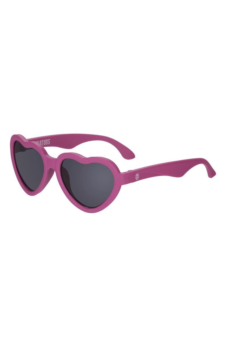 BABIATORS Heart Shaped Sunglasses, Main, color, HEARTBREAKER