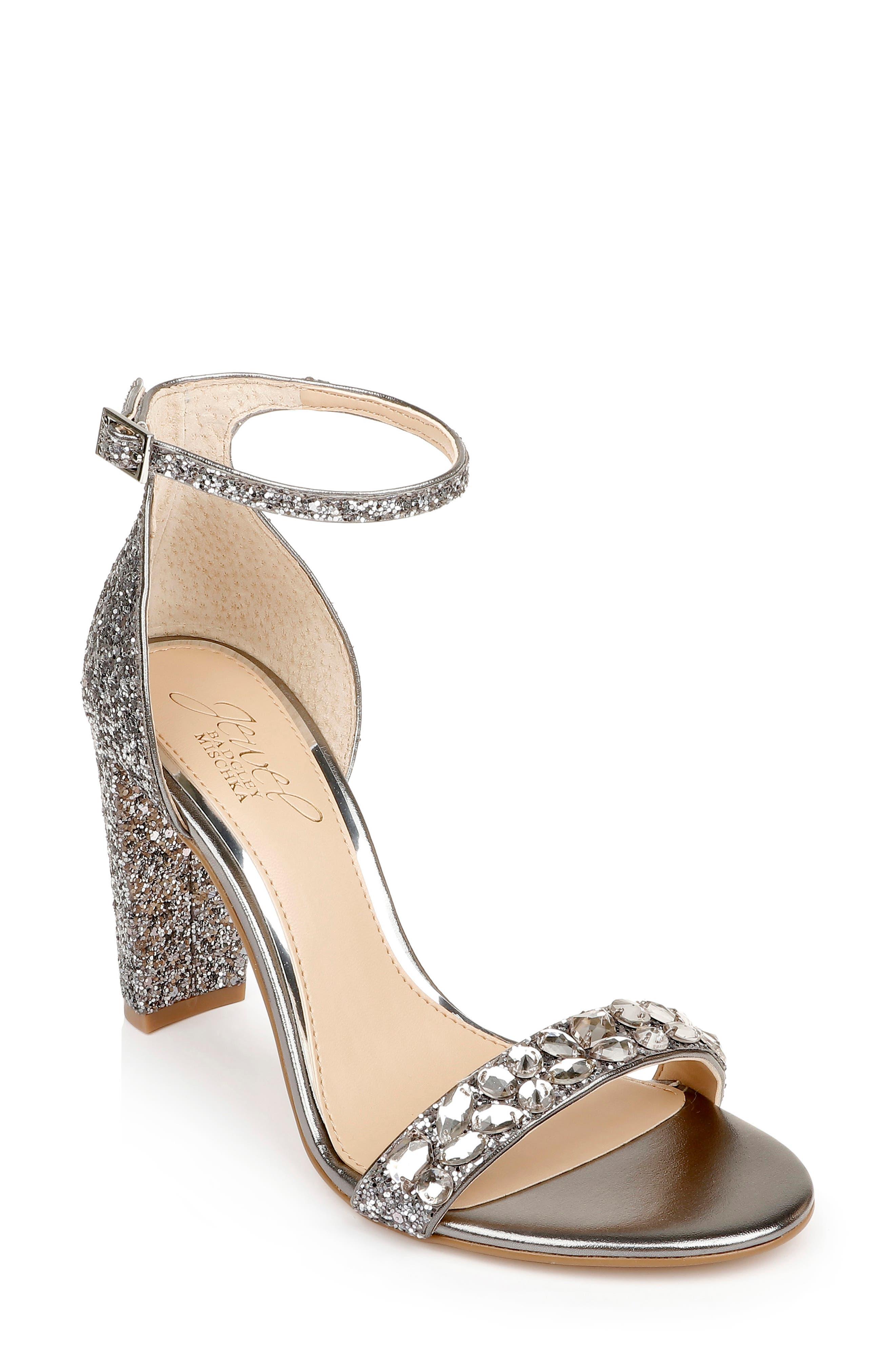 Cleo Block Heel Sandal