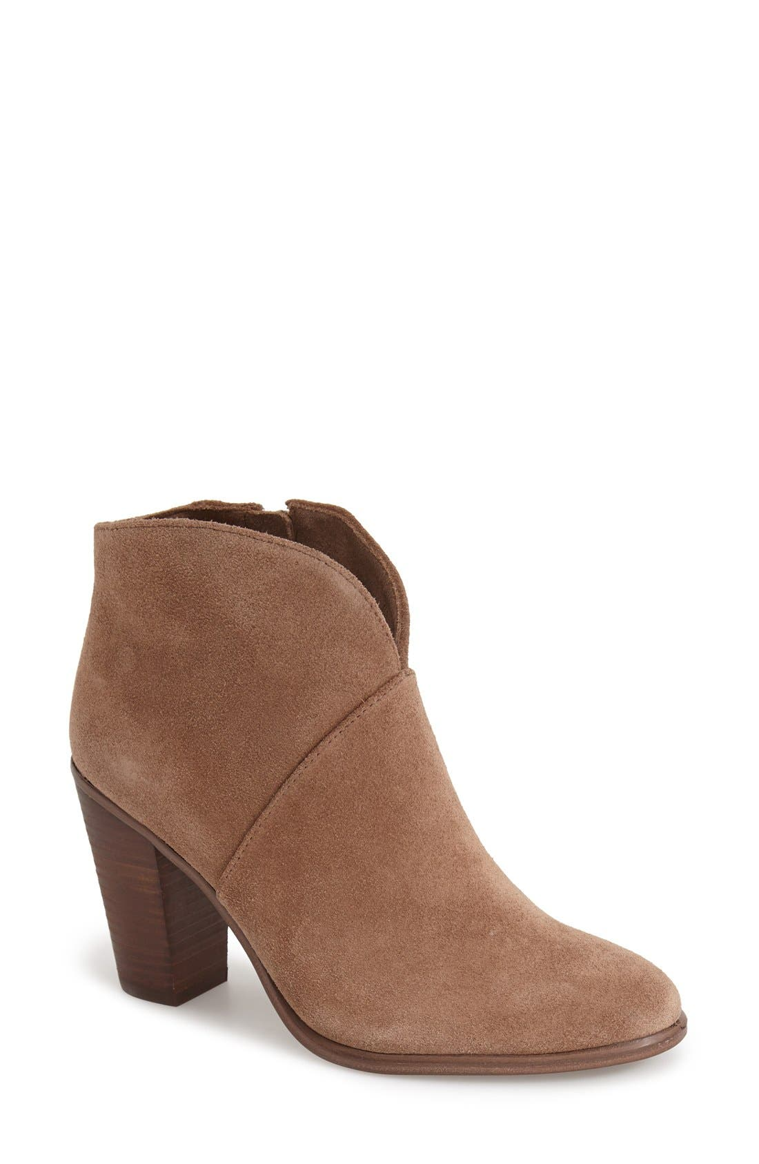,                             'Franell' Western Bootie,                             Main thumbnail 13, color,                             251