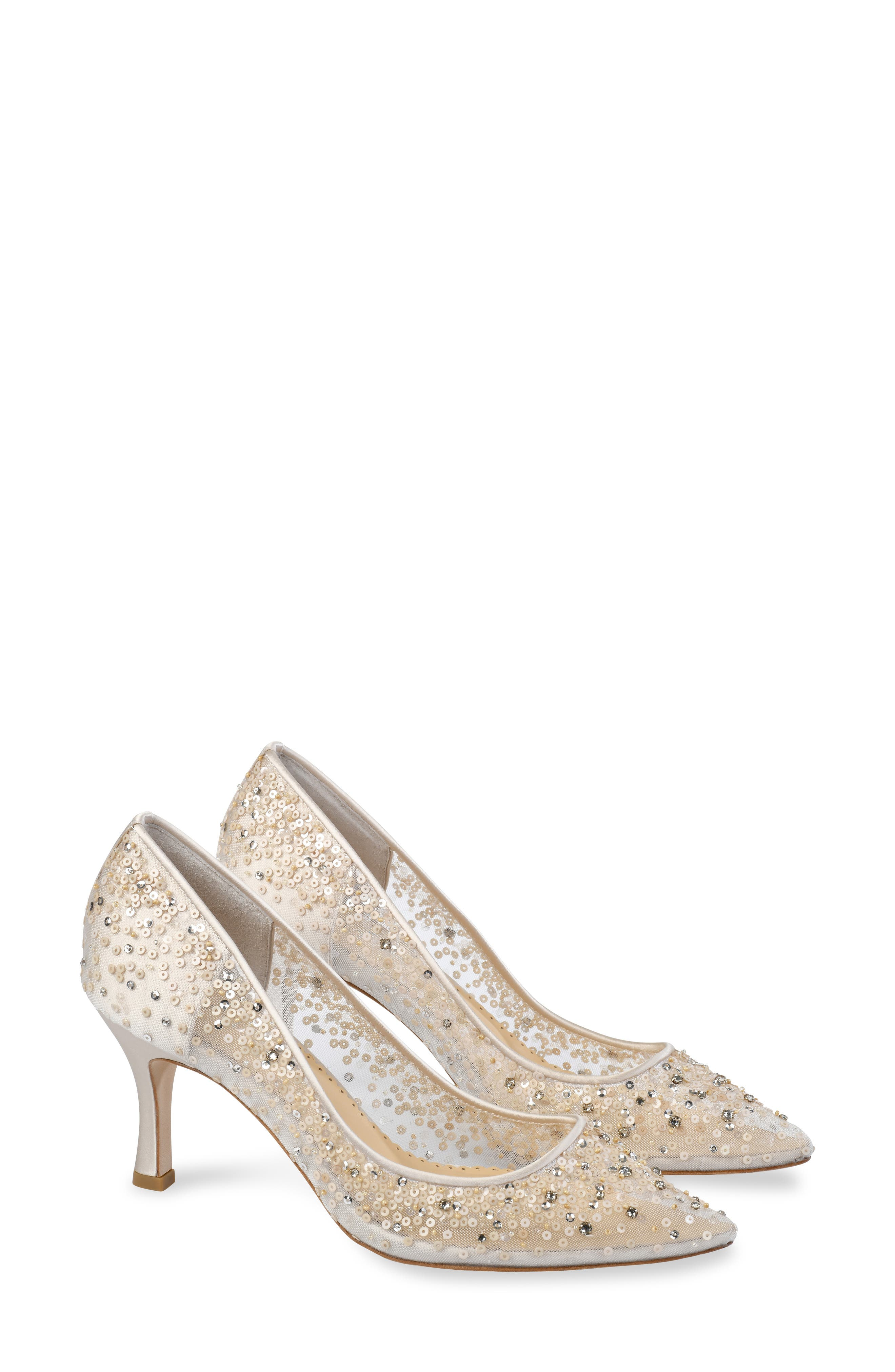 Evelyn Pointed Toe Pump