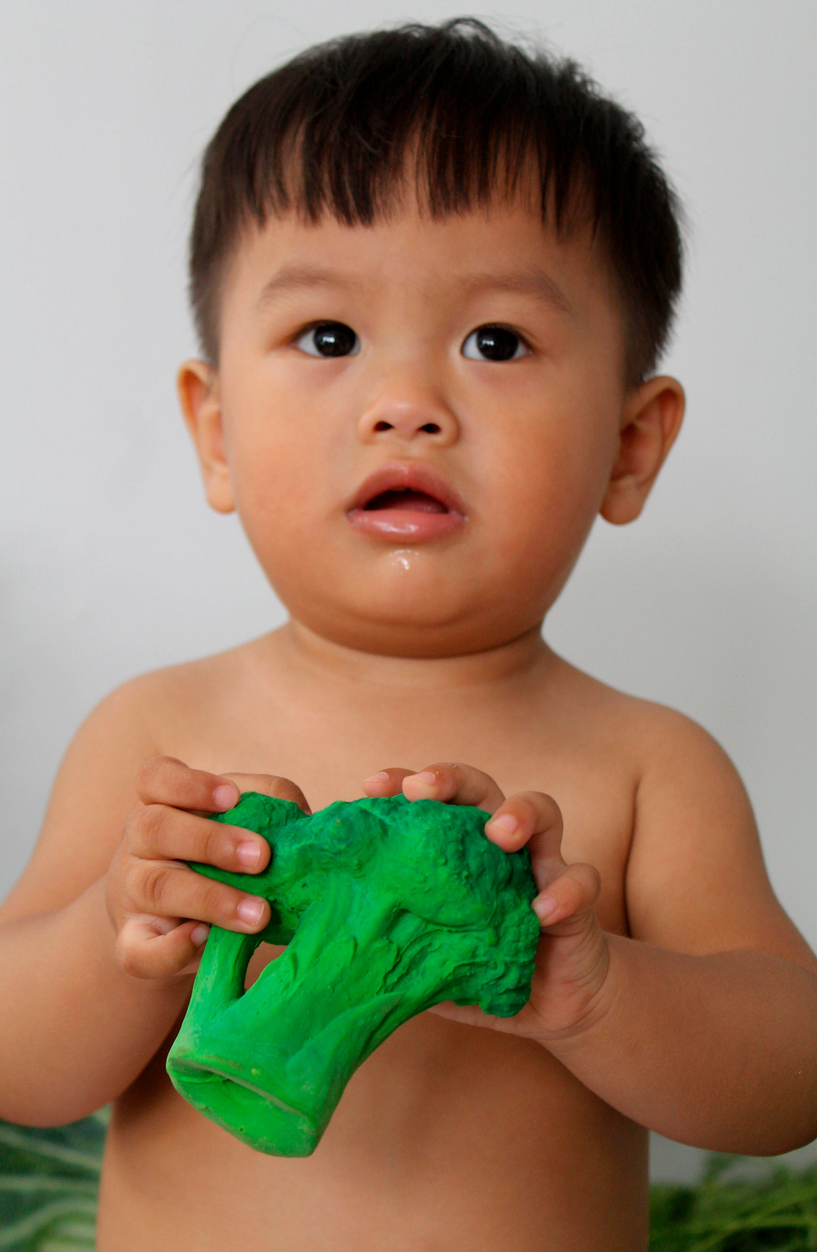 ,                             Oli and Carol Brucy the Broccoli Teething Toy,                             Alternate thumbnail 6, color,                             GREEN