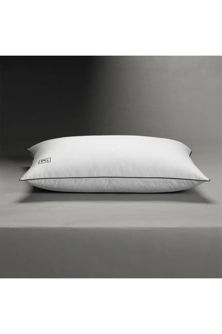 Image of Pillow Guy White Down Side & Back Sleeper Overstuffed Pillow - Standard/Queen Size