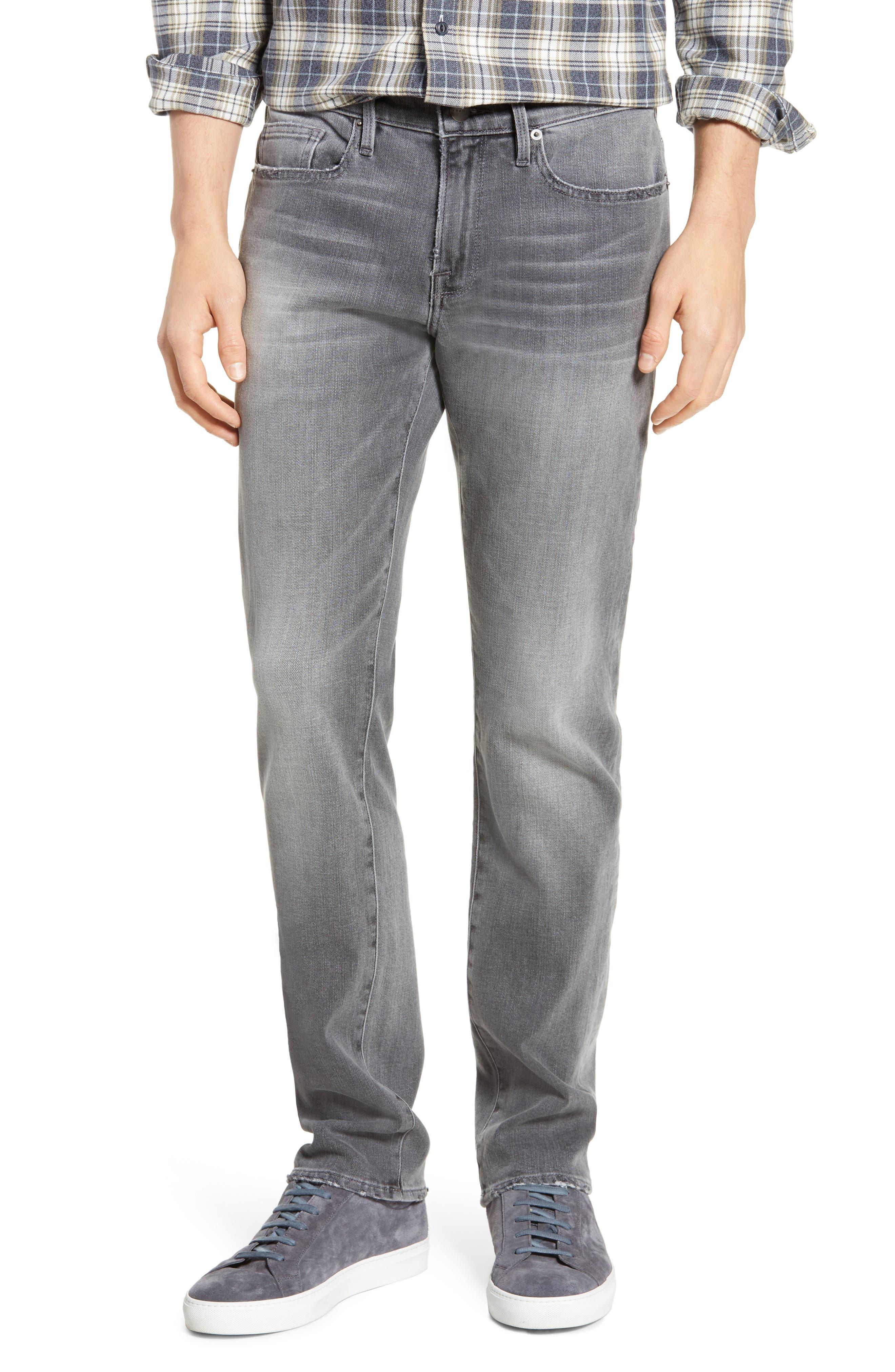 Frame Jeans L'Homme Slim Fit Jeans