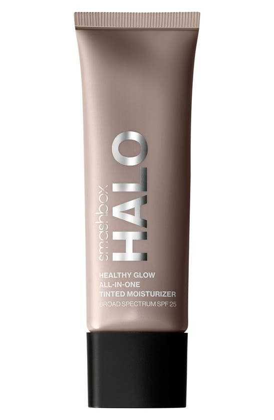 Smashbox Halo Healthy Glow Tinted Moisturizer Broad Spectrum Spf 25 Light 1.4 Fl oz/ 40ml