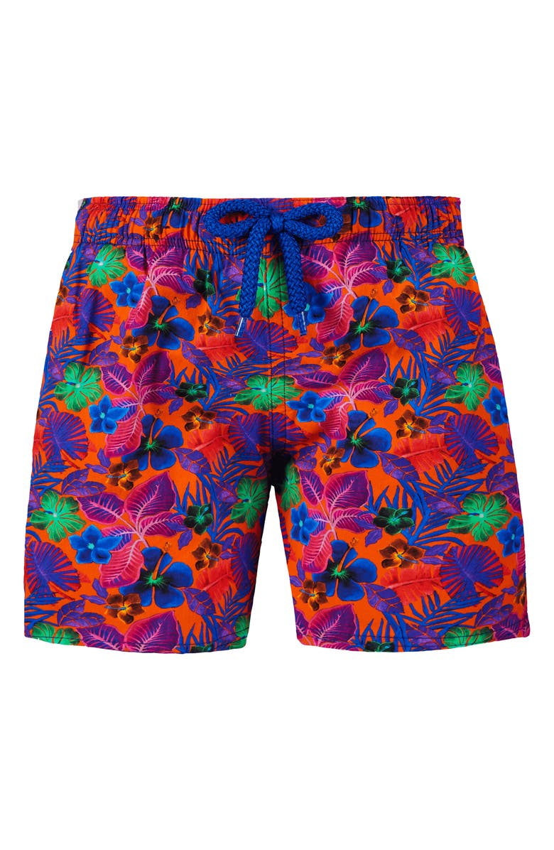Vilebrequin Puerto Rico Swim Trunks Toddler Boys Little Boys Big Boys