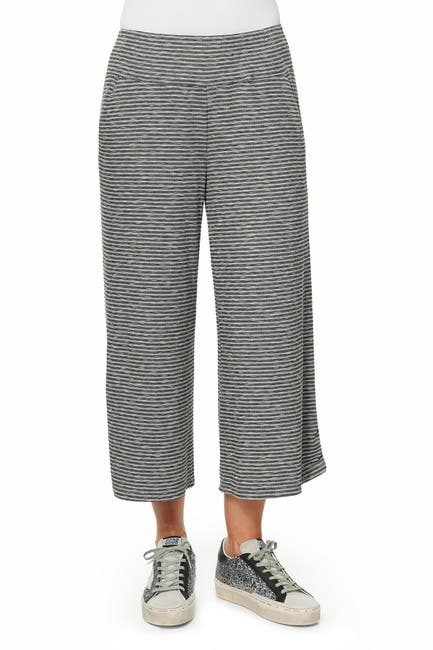 Image of Democracy Two Pocket Knit Gaucho Pants