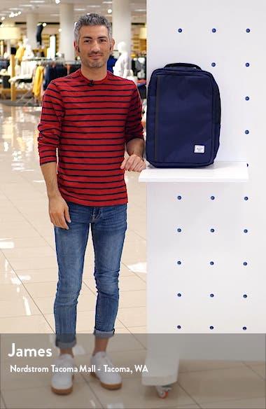 Travel Backpack, sales video thumbnail