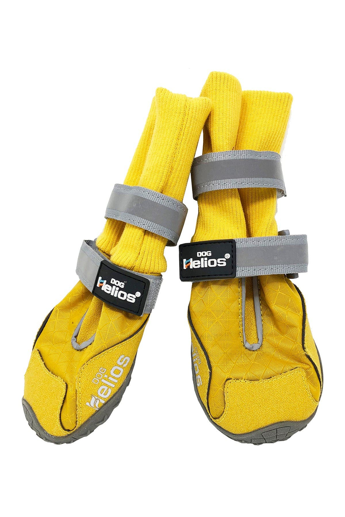 Image of HELIOS Traverse Premium Grip High Ankle Outdoor Dog Boots