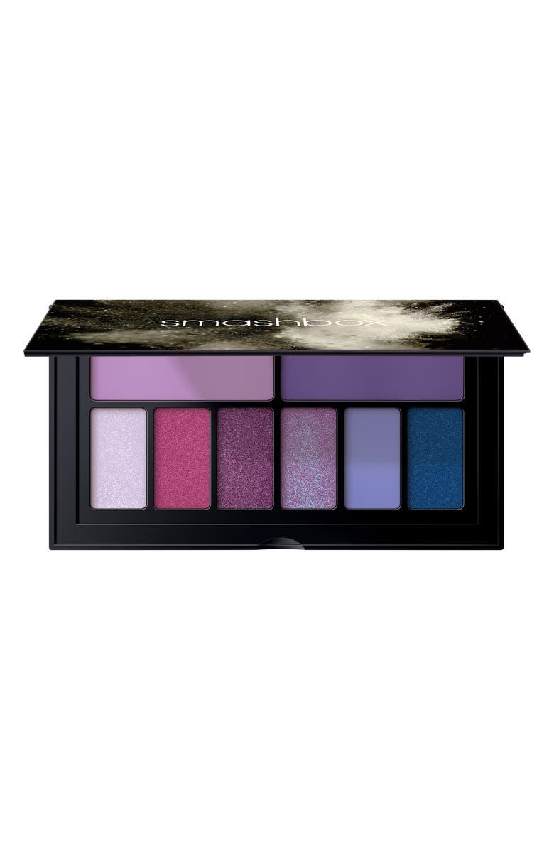 SMASHBOX Cover Shot Ultra Violet Eyeshadow Palette, Main, color, 000