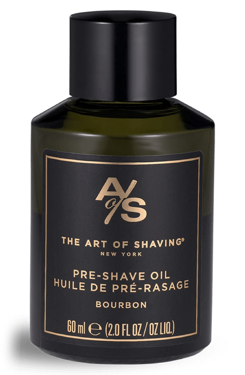 THE ART OF SHAVING <sup>®</sup> Pre-Shave Oil, Main, color, BOURBON