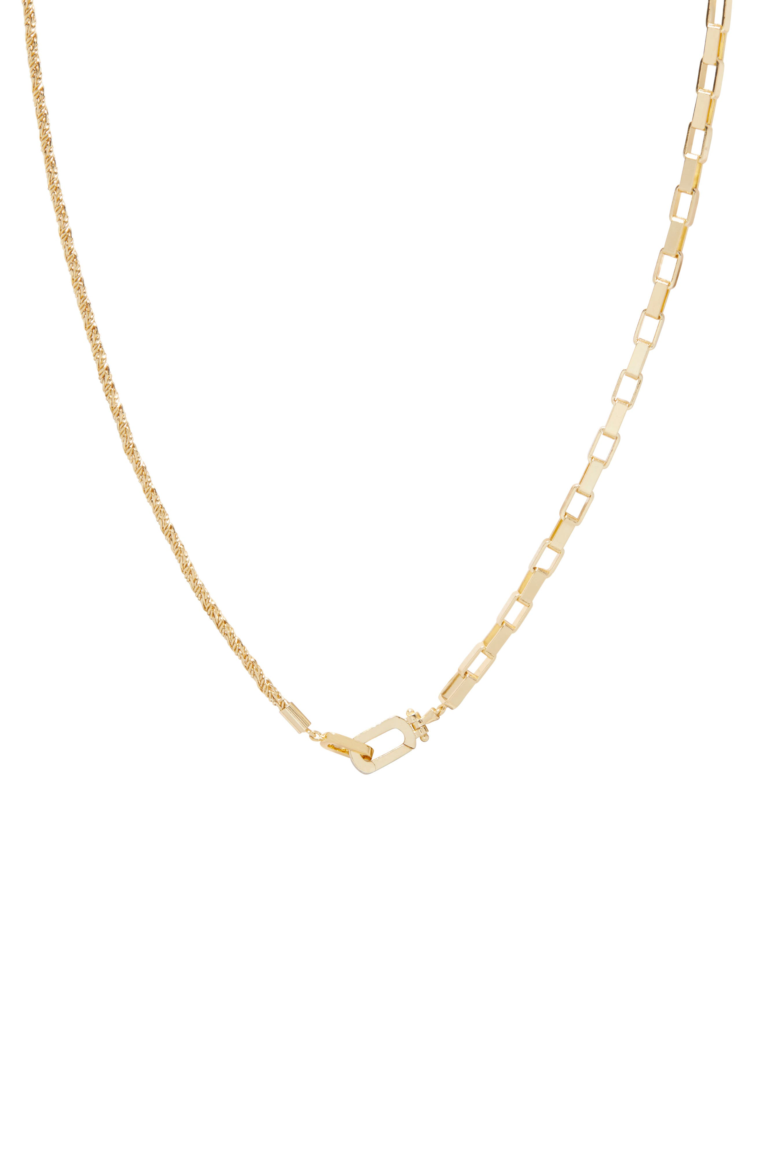Dylan Rope Chain Necklace