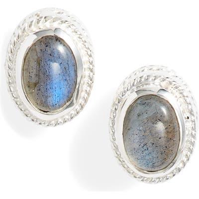Anna Beck Labradorite Stud Earrings