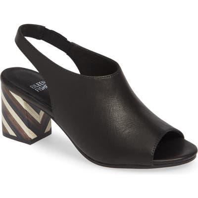 Eileen Fisher Bobbi Slingback Sandal, Black