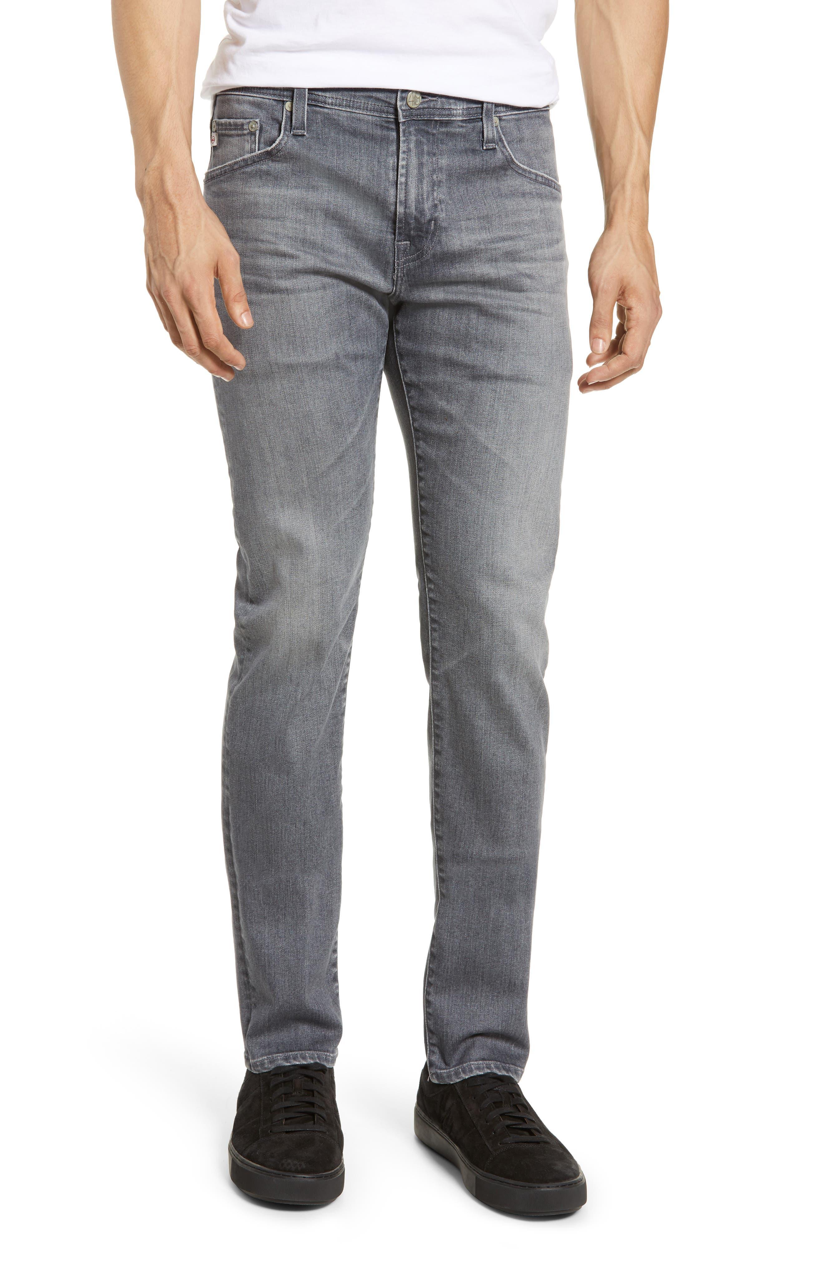 Tellis Slim Fit Jeans, Main, color, 11 YEARS LURID 11YLUD