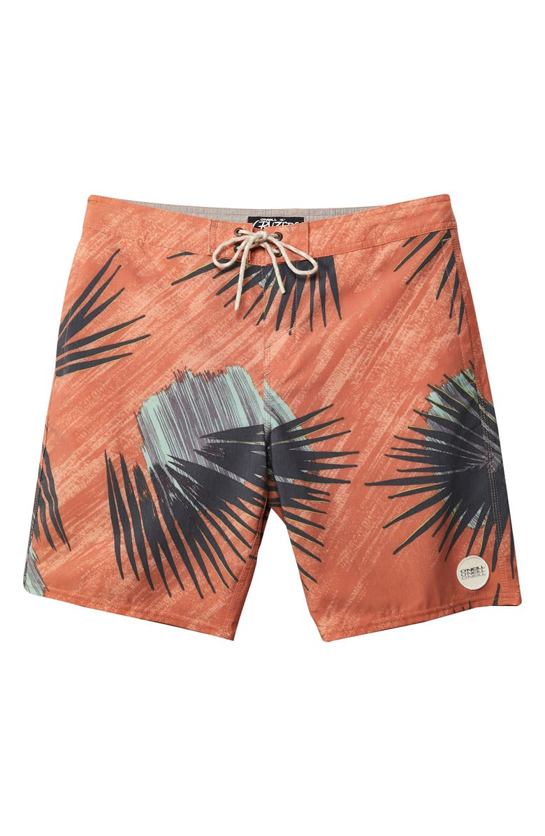 O'NEILL Palmade Cruzer Board Shorts, Main, color, SPICE