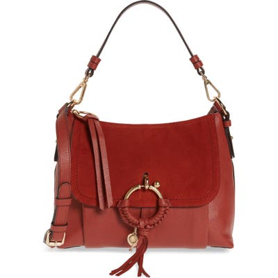 See By Chloe Small Joan Leather Shoulder Bag -