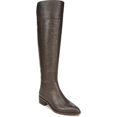 Franco Sarto Daya Knee High Boot, Wide Calf- Grey