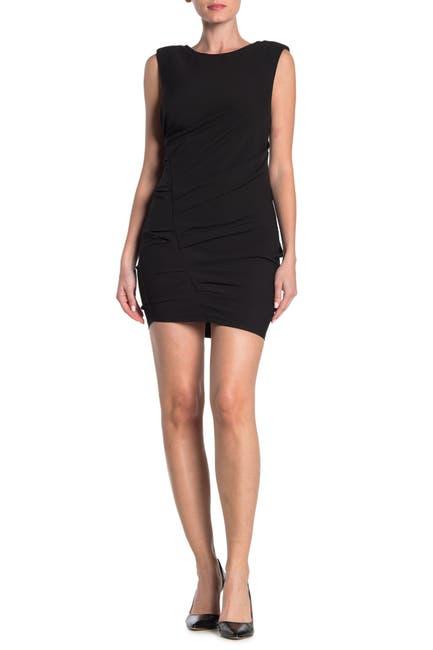 Image of Lush Ruched Side Sheath Dress