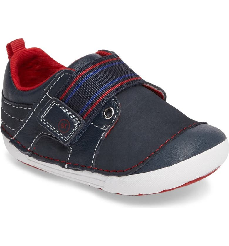STRIDE RITE Soft Motion<sup>™</sup> Cameron Sneaker, Main, color, NAVY